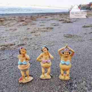 Beach Ladies Standing