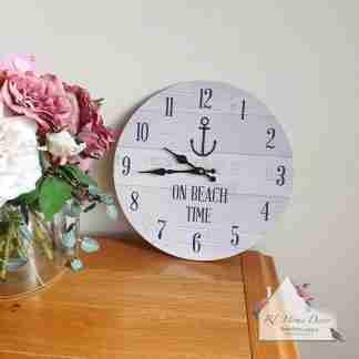 Anchor Beach Time Clock