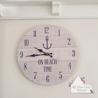 Anchor Beach Time Clock