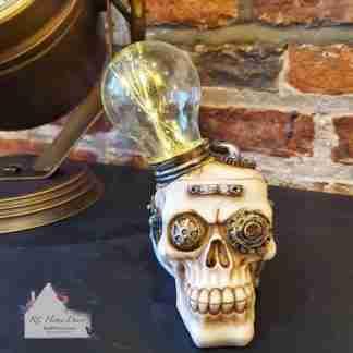 Bright Idea Light Up Skull