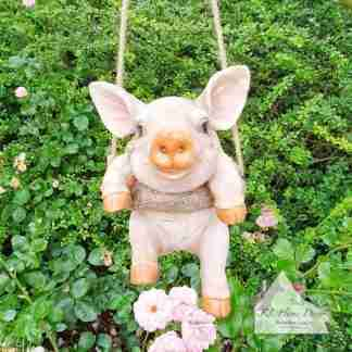 Hanging Garden Pig