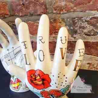 True Love Palmistry Hand