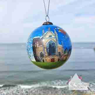 Winchester Christmas Bauble