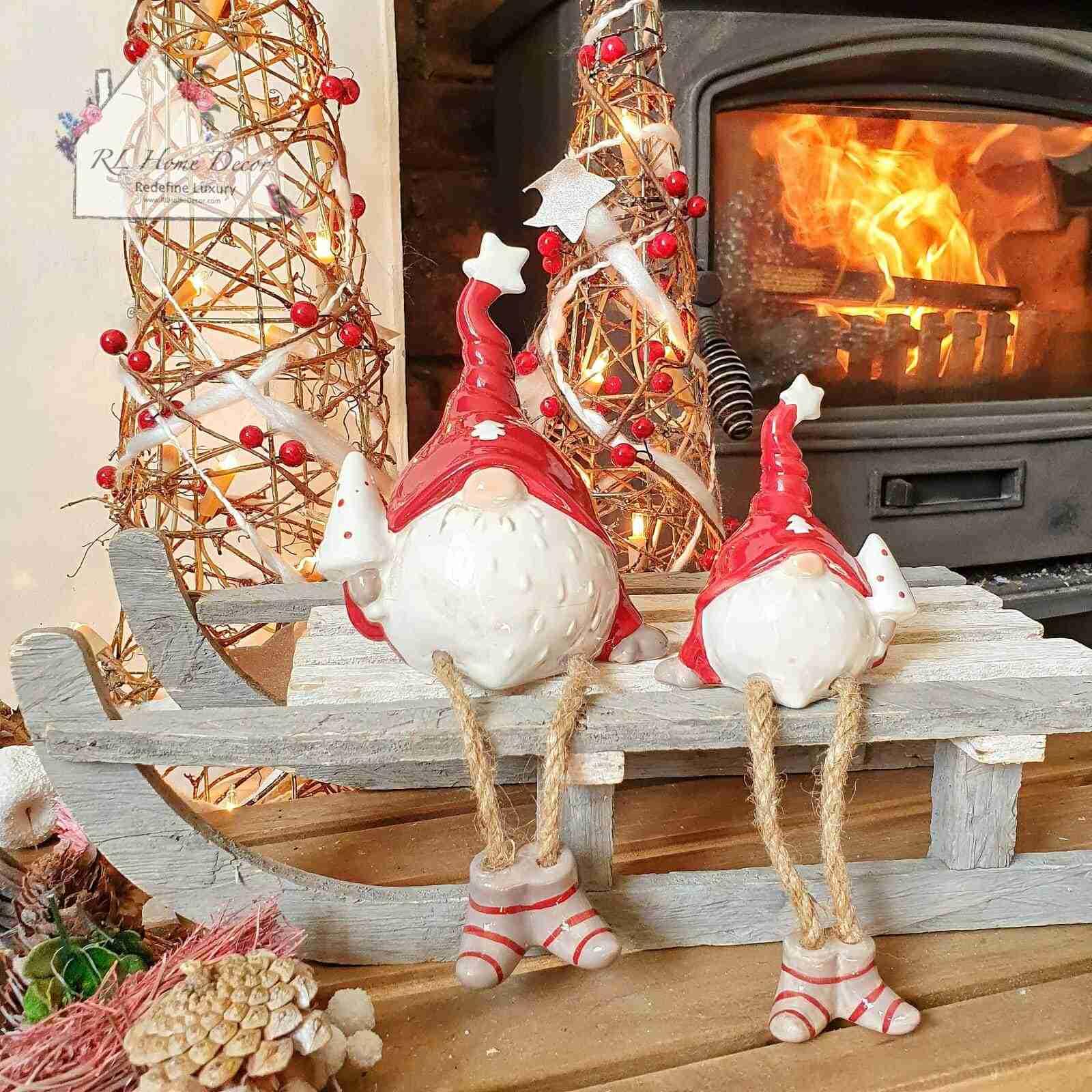 Christmas Gonk Shelf Sitter