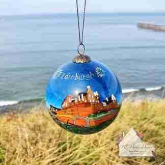 Edinburgh Christmas Bauble