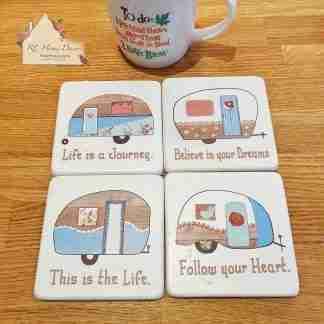 Caravan Coaster Assortment