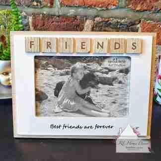 Friend Scrabble Frame