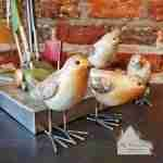 Bird Ornament Assortment