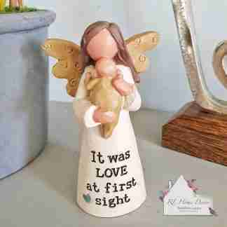 First Sight Love Angel Ornament