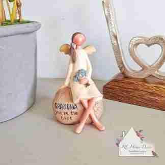 Grandma Angel Ornament