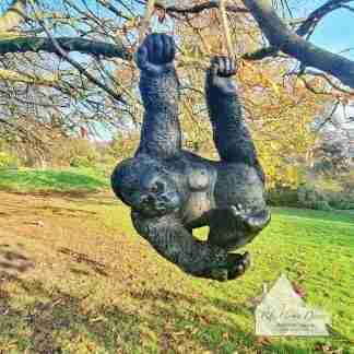Hanging Climbing Gorilla