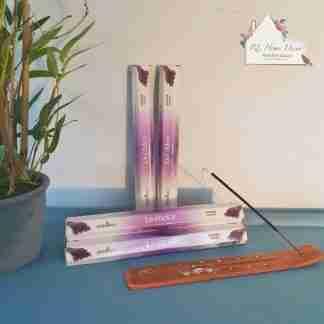 Elements Lavender Incense Sticks