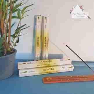 Elements Citronella Incense Sticks