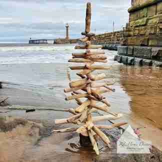 Whitby Driftwood Tree