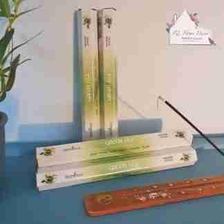 Elements Green Tea Incense Sticks