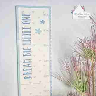Baby Blue Height Chart