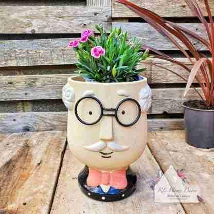 Grandma & Grandad Plant Pot Assortment