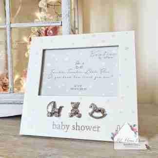 Baby Shower Frame