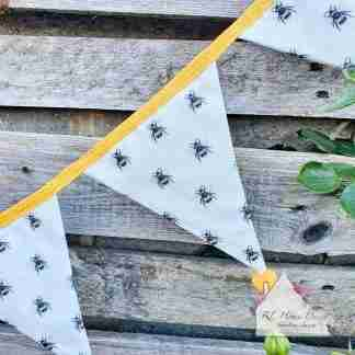 Bee All Over Bunting