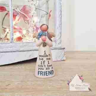 Friend Angel Ornament