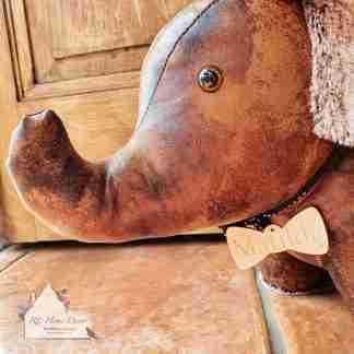 Antique Elephant Doorstop