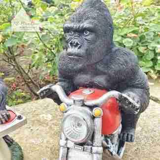 Solar Gorilla Motorbike