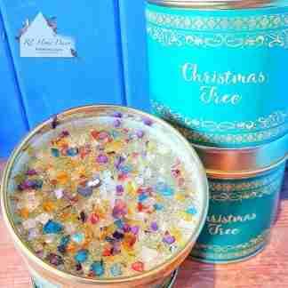 Christmas Tree Christmas Candle