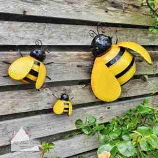Garden Metal Bee Assortment
