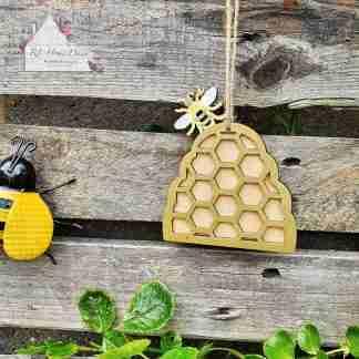 Beehive Plaque
