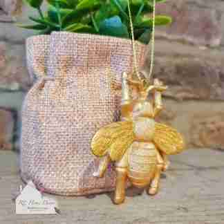 Hanging Bee Decoration