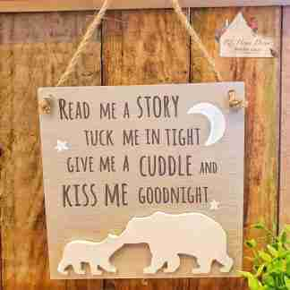 Read Me A Story Sign