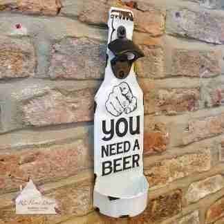 Metal Beer Opener