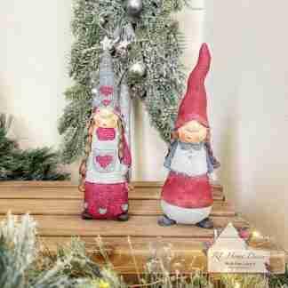 Christmas Pot Girl Gonk Assortment