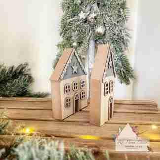 Christmas House Decoration Assortment