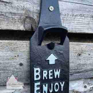 Cast Iron Brew Opener