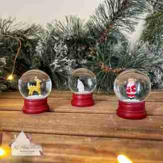 Christmas Snow Globe Assortment